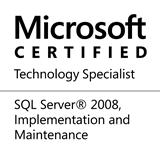 SQL Server 2008 Implementation and Maintenance