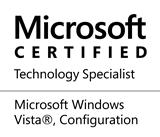 Microsoft Windows Vista Configuration